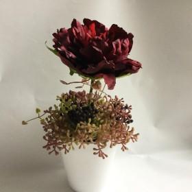 フラワーアレンジメント 造花