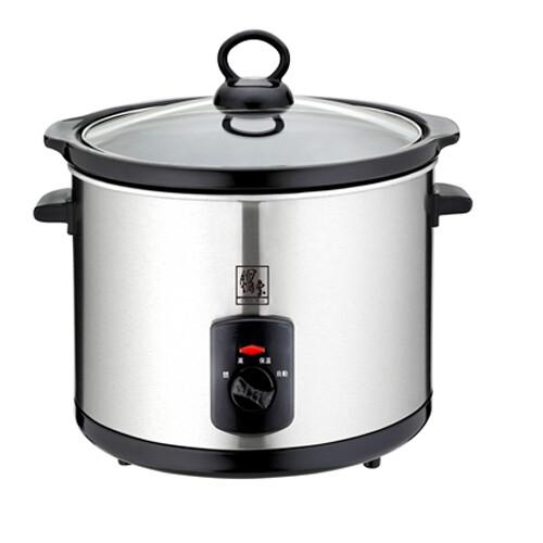 鍋寶5公升養生陶瓷電燉鍋/電鍋