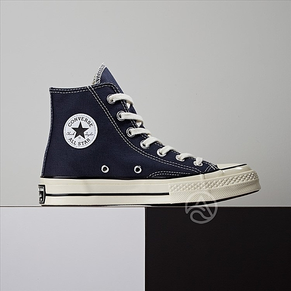 Converse Chuck Taylor All Star'70 深藍色 新製 高筒 1970 三星標 164945C