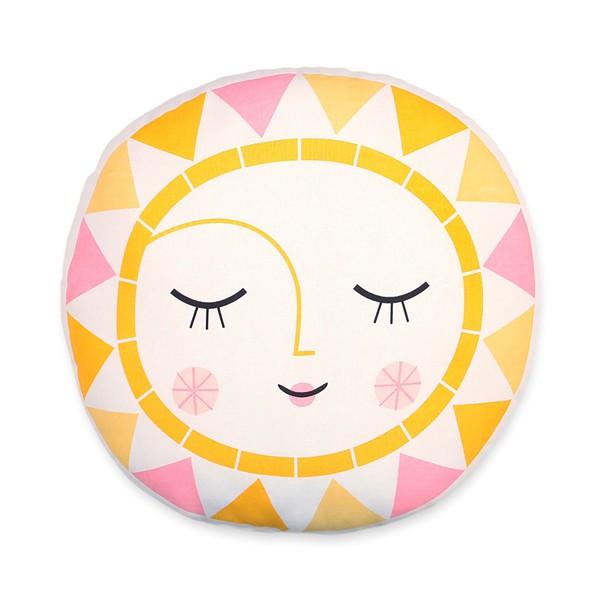 荷蘭Petit Monkey 療癒微笑太陽抱枕