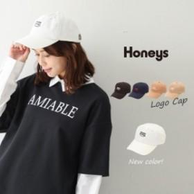 キャップ レディース 帽子 ディッキーズ ジェニュインディッキーズ ブランド ロゴ Honeys ハニーズ ロゴキャップ