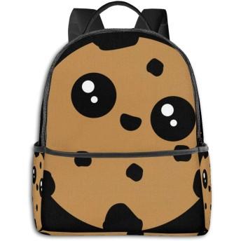 甘いクッキー コンピュータバックパック大容量 リュック メンズ レディース 通学 通勤 おしゃれ 可愛い カジュアル 旅行 バックパック