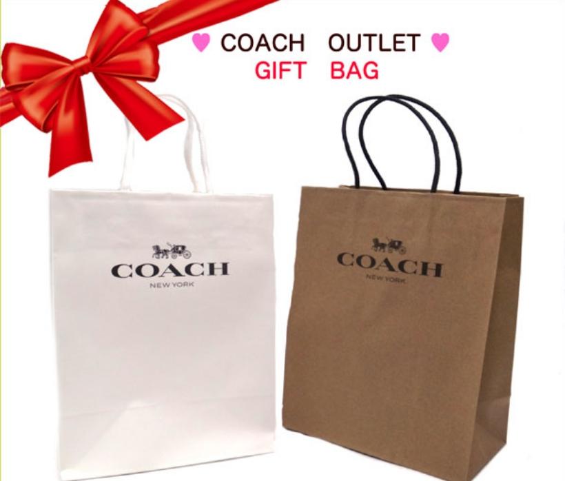COACH 包裝提袋