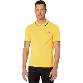 FRED PERRY(フレッドペリー) トップス シャツ Twin Tipped Shirt Modern Yel メンズ [並行輸入品]