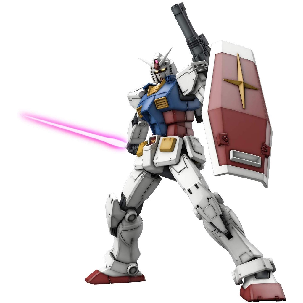 BANDAI HG 1/144 RX-78-02 鋼彈 GUNDAM THE ORIGIN Ver.