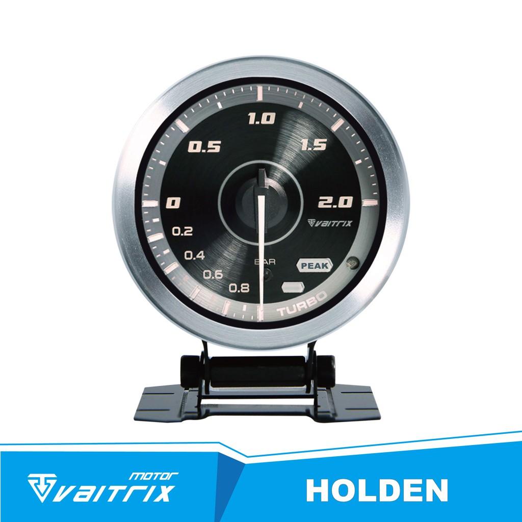 【VAITRIX】PRECISION GEN2鍍膜賽車儀表2BAR渦輪適用於HOLDEN車系
