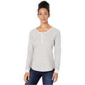 [Columbia(コロンビア)] レディースTシャツ Times Two Knit Henley Chalk S [並行輸入品]