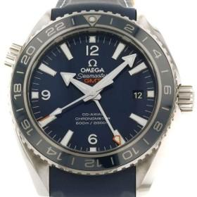 オメガ シーマスター 600 プラネットオーシャン GMT 232.92.44.22.03.001 OMEGA 腕時計 ウォッチ PLANET OCEAN