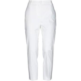 《セール開催中》KAOS レディース パンツ ホワイト 42 コットン 62% / ポリエステル 33% / ポリウレタン 5%