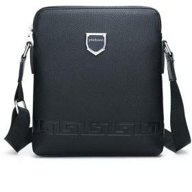 メンズカジュアルショルダーバッグ、ファッションバックパック、仕事、旅行、デート用の縦型ブリーフケース,C,26x5x22cm