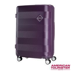 AT美國旅行者 29吋Groovista 霧面耐磨吸震PC硬殼行李箱(紫)-GF6*30003