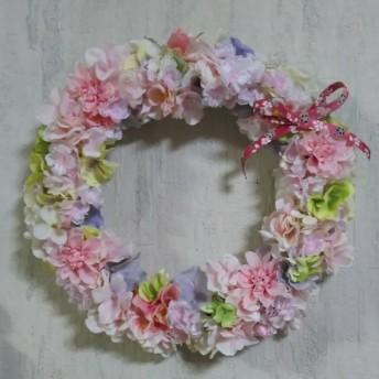 春リース pink