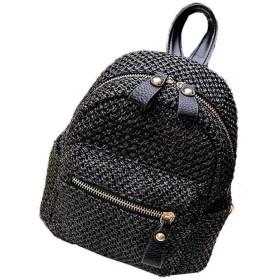 バックパックのためにレディーススタッズバックパックレザーミニ防水バッグ、iPadのバックパックカジュアル軽量ライトストロングスポーツデイパックバックパック