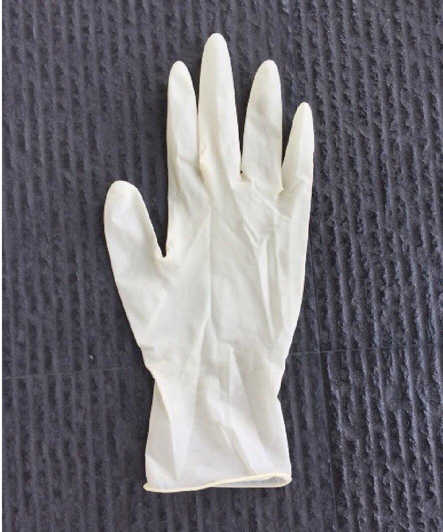 《實驗室耗材專賣》【2盒】FLOWER無粉乳膠手套 H511型-花朵無粉止滑型 Size:S 【100支/盒】 Powder Free Latex Gloves 無塵設備