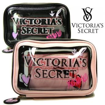 VICTORIAS SECRET Backstage Nested Trio ヴィクトリアシークレット 化粧ポーチ ポーチ3点セット