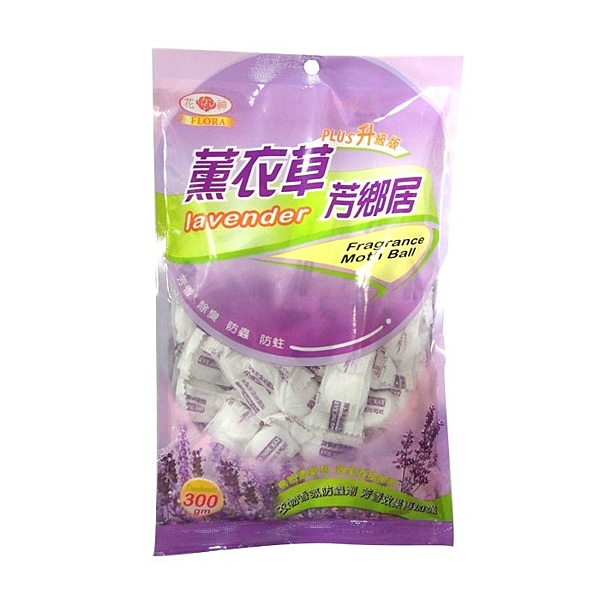 花神 薰衣草芳鄉居防蟲劑 日式棉紙透氣包 (粒劑) 300g