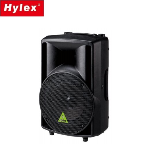 【HYLEX】120W 主動式外場舞台專業喇叭《WDA-2080USB》附藍芽遙控器 一年保固 台灣製造