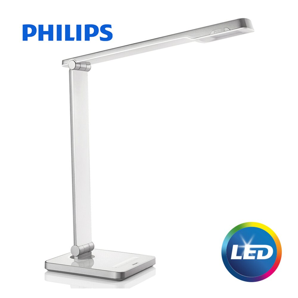 Philips 飛利浦 晶皓LED檯燈 71666 白色