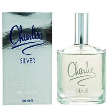CHARLIE SILVER by Revlon Eau De Toilette Spray 3.4 oz / 100 ml (Women)