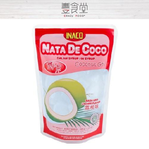 【豐食堂商城】INACO Nata De Coco 荔枝/香草/香蘭/芒果椰果 360ml