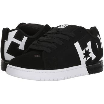 [DC(ディーシー)] メンズスニーカー・靴 Court Graffik SQ Black/White/Black 2 11.5 (29.5cm) D - Medium [並行輸入品]