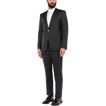 《セール開催中》VERSACE COLLECTION メンズ スーツ スチールグレー 48 ウール 60% / ポリエステル 40%