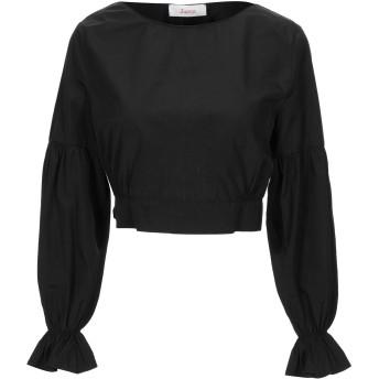 《セール開催中》JUCCA レディース シャツ ブラック 40 コットン 100%