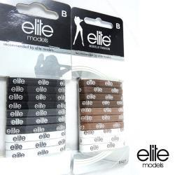 elite 髮圈 (扁平狀)10入1組 5127