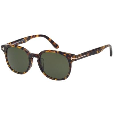 TOM FORD 時尚 太陽眼鏡 琥珀色 TF399