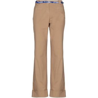 《セール開催中》I BLUES CLUB レディース パンツ キャメル 42 コットン 96% / ポリウレタン 4%