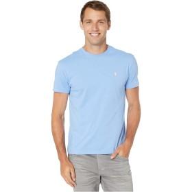 [Polo Ralph Lauren(ポロラルフローレン)] メンズTシャツ Short Sleeve Classic Fit Crew Neck Tee Cabana Blue XS [並行輸入品]