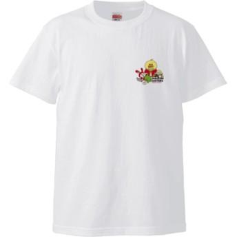 【まいぜんシスターズ】インフィニティ刑務所から脱獄_Tシャツ(カラー : ホワイト, サイズ : XL)
