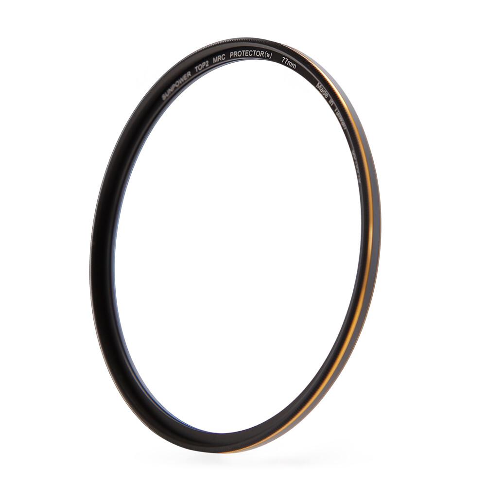 sunpower top2  protector 數位超薄多層鍍膜保護鏡  / 58mm