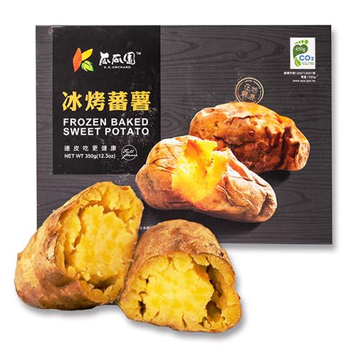瓜瓜園 人氣冰烤蕃薯(350g/盒,共2盒)
