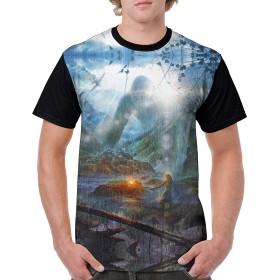 メンズ 半袖 Tシャツ シャツ キングコング対ゴジラ Godzilla Vs Kong K カジュアルトップスMens T Shirt