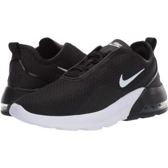 [ナイキ] レディース・スニーカー・スケートシューズ・靴 Air Max Motion 2 Black/White 2 5 (22cm) B [並行輸入品]
