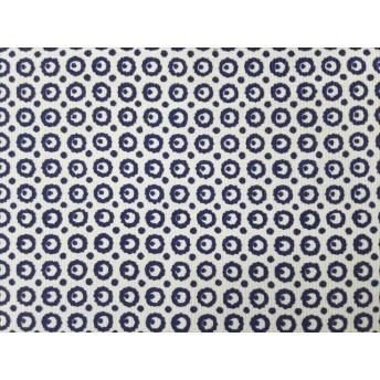 【50110】【細幅コーデュロイ】 ちいさな丸がいっぱい
