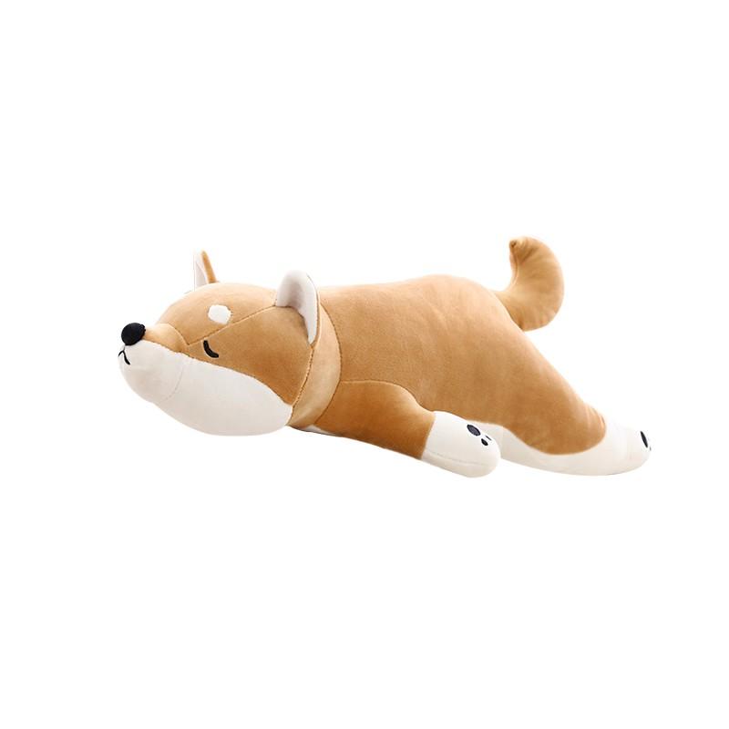 Beroso 倍麗森 日系柔軟超大55cm、70cm、100cm柴柴犬抱枕玩偶 聖誕節、交換禮物、萬聖節、情人節