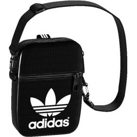 [アディダス オリジナルス]adidas Originals FEST TREFOIL BAG ショルダーバッグ GHO05 ブラック/EI7411