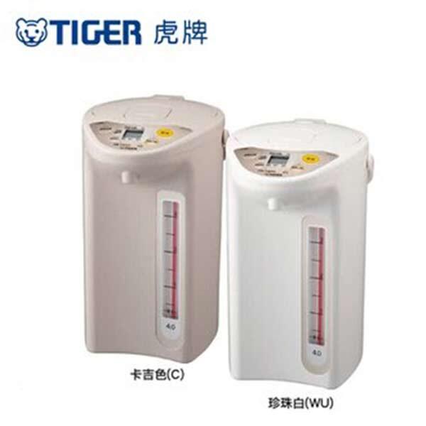 tiger 虎牌 微電腦電熱水瓶 pdr-s40r