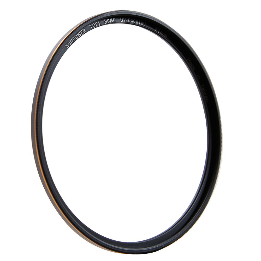 SUNPOWER TOP1 UV-C400 Filter 專業保護濾鏡 43mm