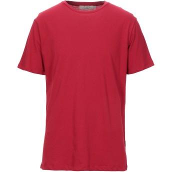 《セール開催中》DONVICH メンズ T シャツ レッド XL コットン 100%