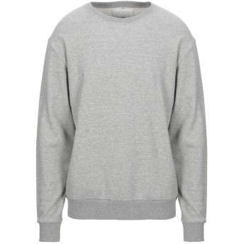《セール開催中》COVERT メンズ スウェットシャツ ライトグレー S コットン 100%