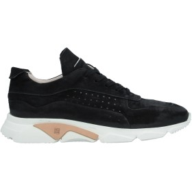 《セール開催中》MOMA メンズ スニーカー&テニスシューズ(ローカット) ブラック 43 革
