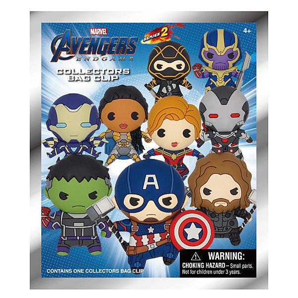 Marvel 復仇者聯盟終局之戰收藏鑰匙圈