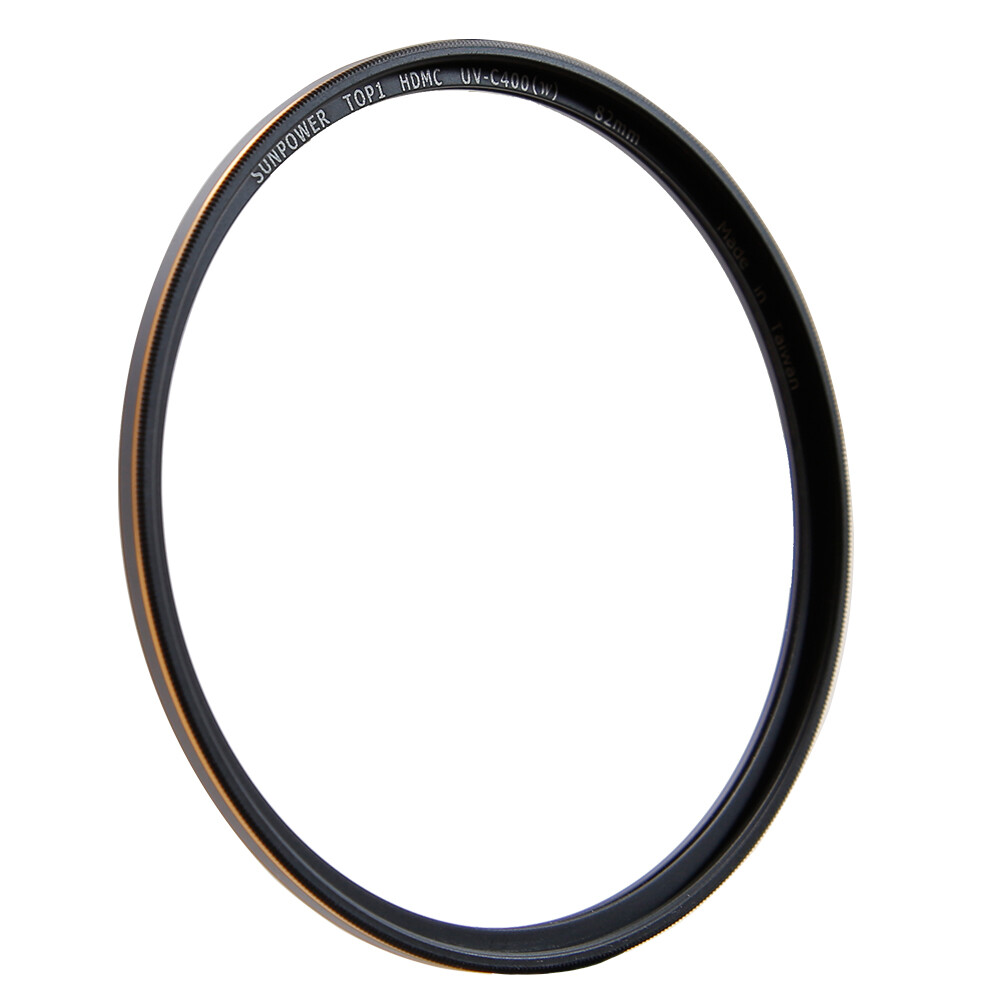 SUNPOWER TOP1 UV-C400 Filter 專業保護濾鏡 86mm