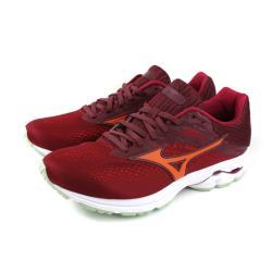 美津濃 Mizuno WAVE RIDER 23 SW 慢跑鞋 紅色 男鞋 J1GC190457 no093