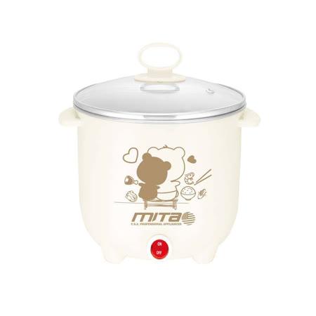 米塔MITA 1.5L 不鏽鋼防燙美食鍋