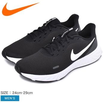 NIKE ナイキ ランニングシューズ レボリューション 5 REVOLUTION 5 BQ3204 メンズ 靴 運動