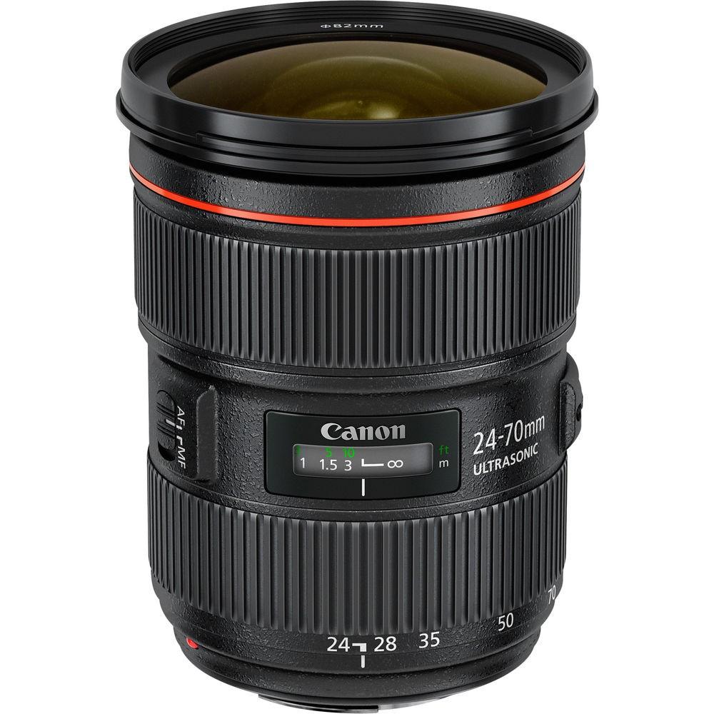 Canon EF 24-70mm F2.8L II USM 佳能公司貨